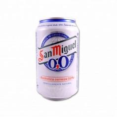 San Miguel Cerveza 0,0 - 33cl