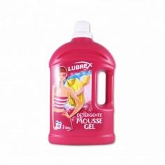 Lubrex Detergente Mousse Gel - 3L