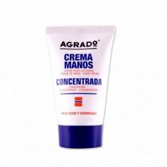 Agrado Crema de Manos Concentrada Pieles Secas y Estropeadas - 50ml