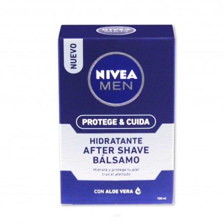 Nivea Men Hidratante After Shave Bálsamo con Aloe Vera - 100ml