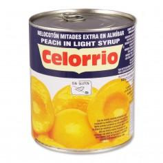 Celorrio Melocotón en Almíbar Ligero Extra - 840g