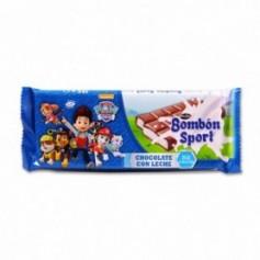 Paw Patrol Chocolate con Leche Bombón Sport - 125g