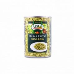Alsur Habas Fritas Mini - Baby - 420g