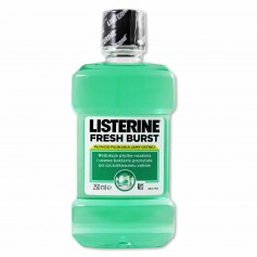 Listerine Enjuague Bucal Fresh Burst - 250ml