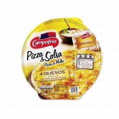 Campofrío Pizza & Salsa 4 Quesos - 365g
