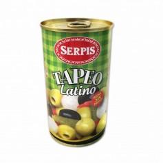 Serpis Aceitunas Tapeo Latino - 350g