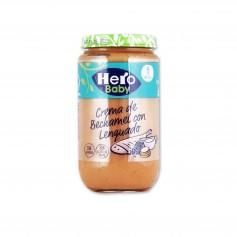Hero Baby Potito Lenguado con Crema de Bechamel - 235g