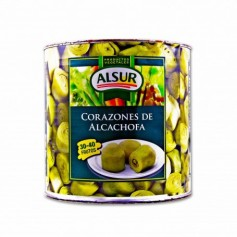 Alsur Corazones de Alcachofas - 2,50kg