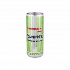 Powerking Bebida Energética Apple & Melón - 250ml