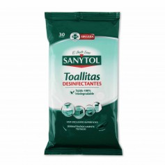 Sanytol Toallitas Desinfectantes - (30 Unidades)