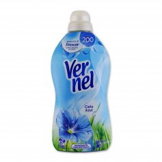 Vernel Suavizante Concentrado Cielo Azul - 1200ml
