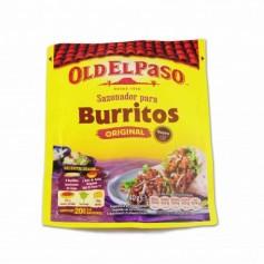 OldElPaso Sazonador para Burritos - 40g