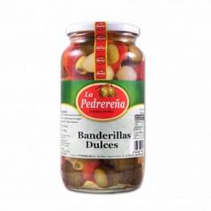 La Pedrereña Banderillas Dulces - 940g
