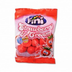 Fini Espumas Strawberry & Cream - 75g